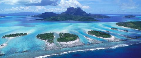 Resultado de imagen de Bora Bora [Isla de la Polinesia Francesa].